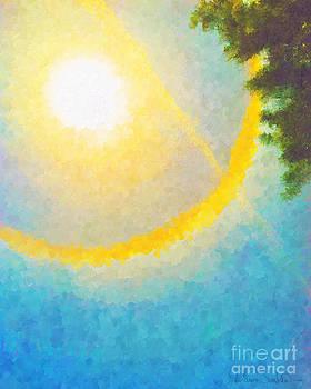 Sun Halo 03 by Dawn Serkin