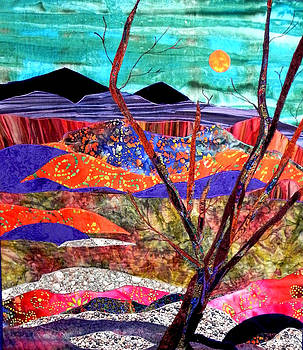 Sun Salutation by Maureen Wartski