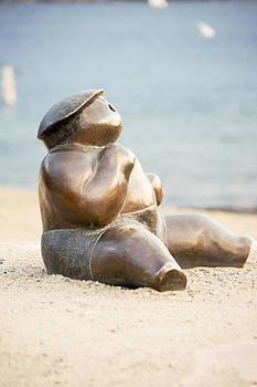 Sunbather No.1 by Marina Garrison