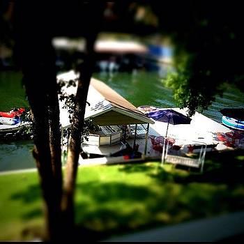 Sunday Morning At The Lake by Jeff Madlock