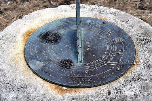 Sundial by Joanne Kocwin