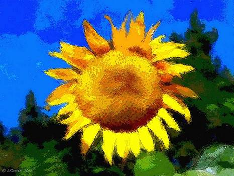 Sunflower Beauty by Lynda K Cole-Smith