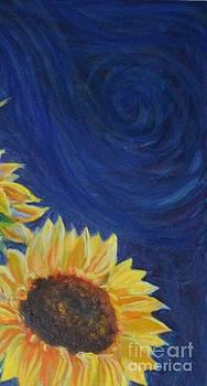Sunflower by Kaisa Art