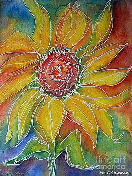 Sunflower by M c Sturman