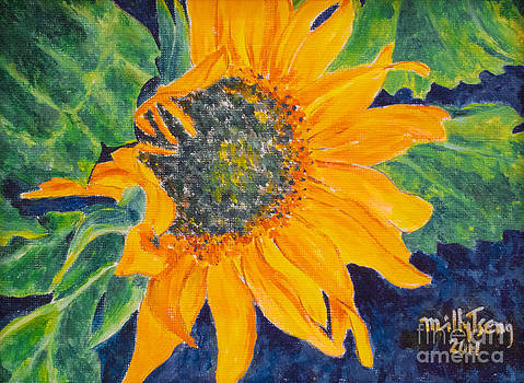 Sunflower by Milly Tseng