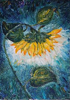 Sunflower by Olga Taraska