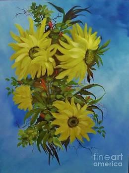Peggy Miller - Sunflower One