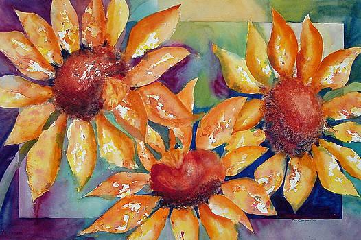 Dee Carpenter - Sunflowers
