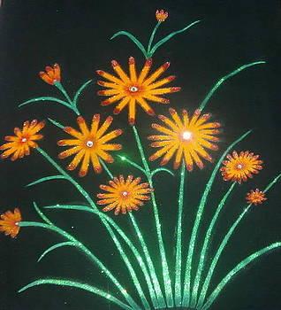 Sunflowers by Dye n  Design
