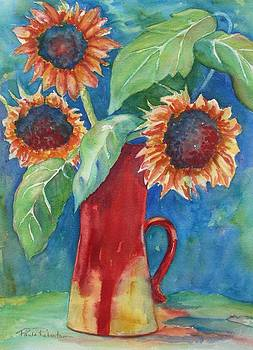Sunflowers by Paula Robertson