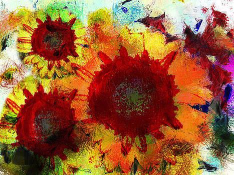 Sunflowers by Scott Smith