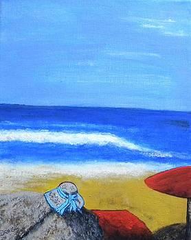 Sunhat by Denise Hills