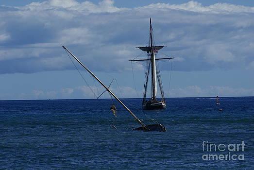 Sunken Ship by Ronald Williamson