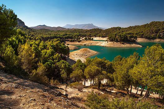 Jenny Rainbow - Sunny Day in El Chorro. Spain