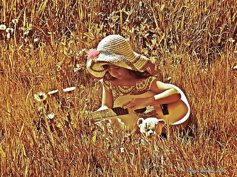 Sunny Dayz by Cindy Marcotte