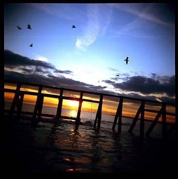 Sunrise by Adam Judge