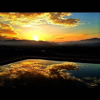 Sunrise At Encuentro Guadalupe / Hotel by Javier Gracia