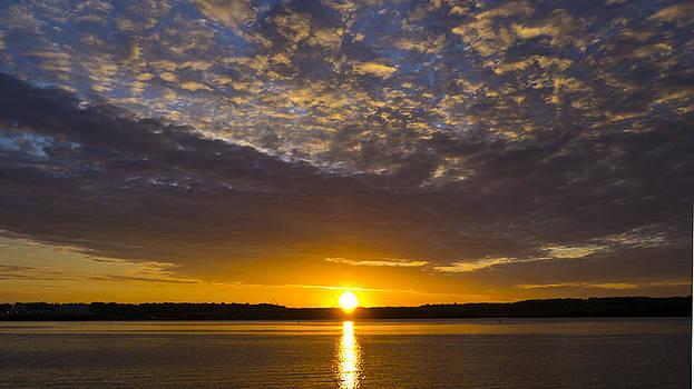 Sunrise By The Nest by Bob Lennox