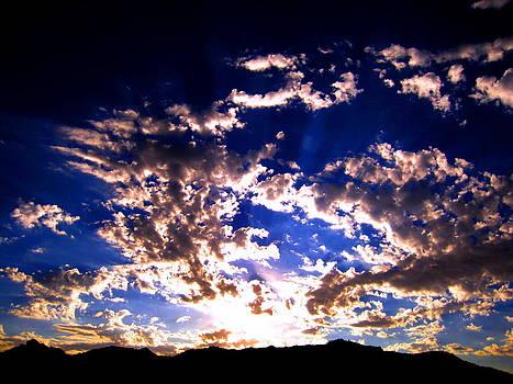 Sunrise by Catherine Natalia  Roche