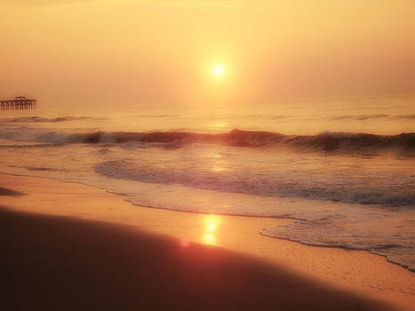 Sunrise Dream - Myrtle Beach by Nick Sorbin