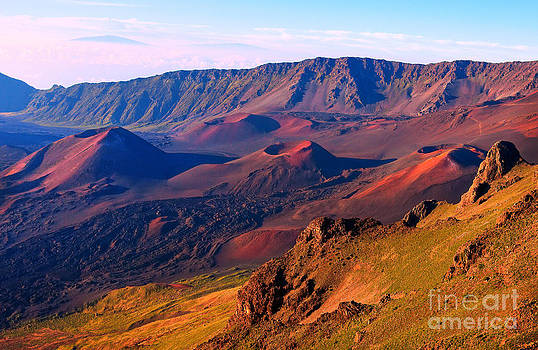 Sunrise Haleakala by Monica and Michael Sweet