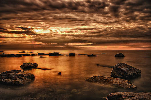 Sunrise HDR by Todd Heckert