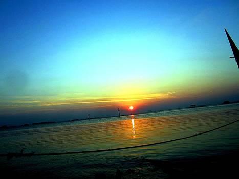 Gai Sin Liem - Sunrise in Karimun Jawa