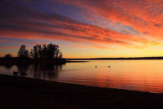 Sunrise by Mike Kim