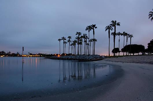 Margaret Pitcher - Sunrise on Mission Bay