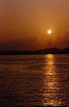 Joe Michelli - Sunrise over Horn Island