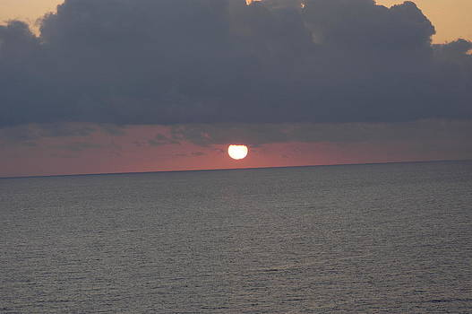 Stacey Robinson - Sunrise over the Caribbean