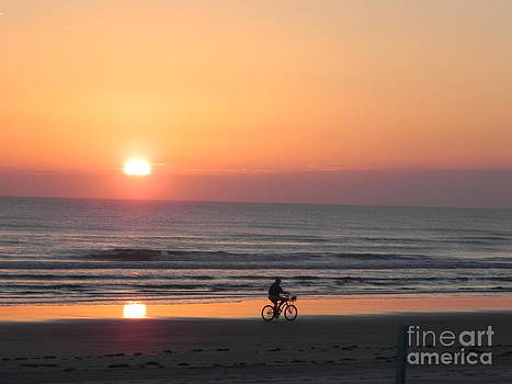 Sunrise Reflection by Sandy Owens