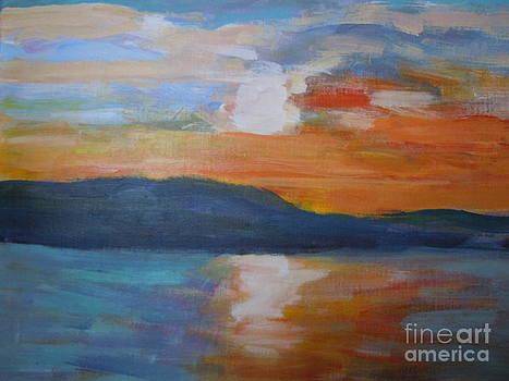 Sunrise Seascape by Lam Lam