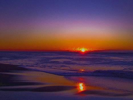 Sunrise by Tony Lattari
