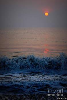 Sunrise by Vishakha Bhagat