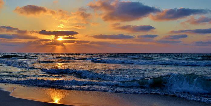 Sunset by Ahmed Moustafa