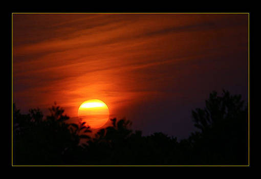 Sunset by Andri Syahriza