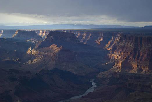 Sunset at the Canyon by Wanda Jesfield