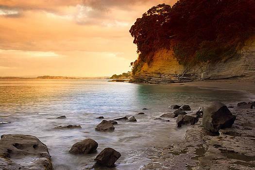 Sunset Beach by Chris Gin