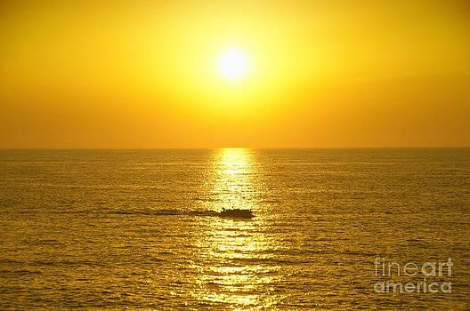 Sunset by Bilal Shreif