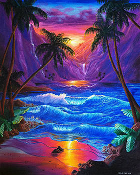 Sunset by Callie Fink