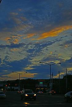 Michelle Cruz - Sunset City