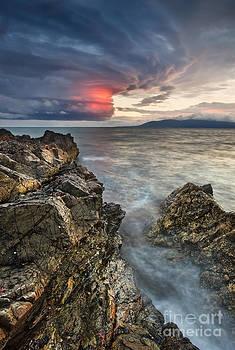 Sunset Cloud by Derek Smyth