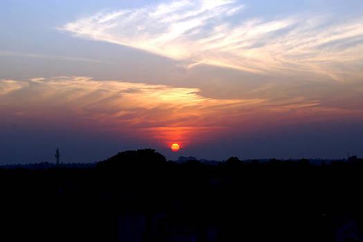 Sunset by Denis Shah