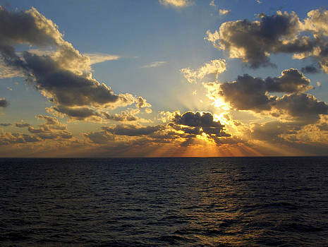 Sunset by Donna Spadola