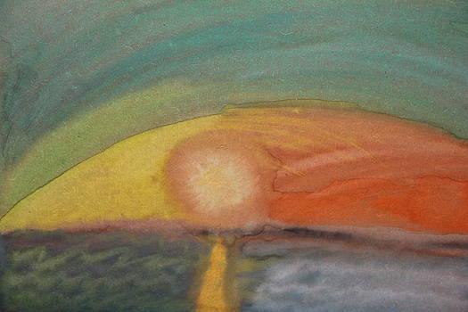 Sunset by Jemma Etgart