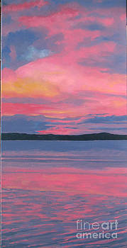 Sunset by Joan McGivney