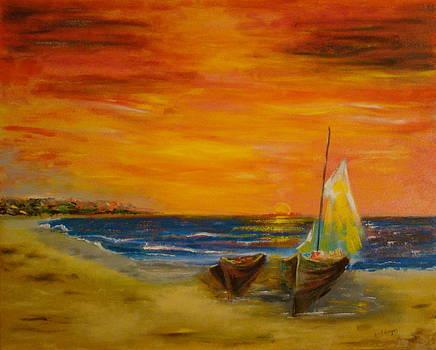 Sunset by Joel Vargas