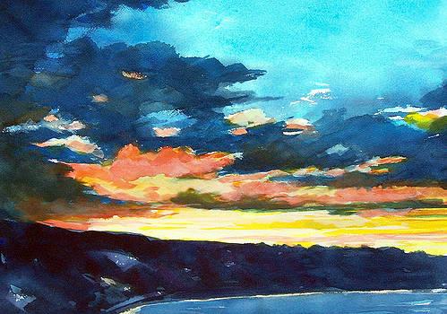 Sunset by Jon Shepodd