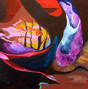 Sunset by Maryam Salamat